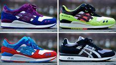 promo code d46cc 095d9 Asics GEL Lyte III  amp  GT II Asics Running Shoes, Best Running Shoes,