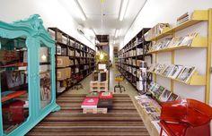 Livrarias em SP