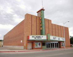 Cavern Theater; Carlsbad, New Mexico