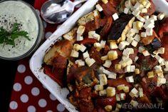 Briam, czyli pieczone warzywa po grecku