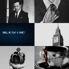 Jim MORIARTY aesthetic