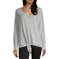 5f956e66727 Plus size · Buy Alyx Womens V Neck Long Sleeve Pullover Sweater at JCPenney.com  today and Get