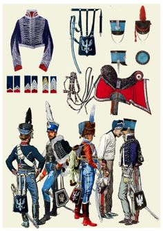 13rd rgt Hussar , Grand Duchy of Warsaw
