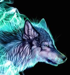 Abstract Wolf – DIY Diamond Painting Abstract Wolf – DIY Diamond Painting Pasting Area: Full Coverage Diamond Shape: Square What's in the Package: Canvas [. Anime Wolf, Fantasy Wolf, Fantasy Art, Abstract Wolf, Abstract Animals, Abstract Landscape, Wolf Craft, Wolf Skull, Wolf Artwork