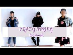 CRAZY SPRING lookbook