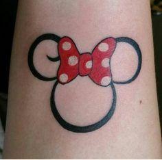 ideas for tattoo small disney minnie mouse Girly Tattoos, Mini Tattoos, Dream Tattoos, Pretty Tattoos, Future Tattoos, Beautiful Tattoos, Body Art Tattoos, New Tattoos, Family Tattoos