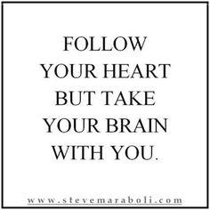 Timeless advice...
