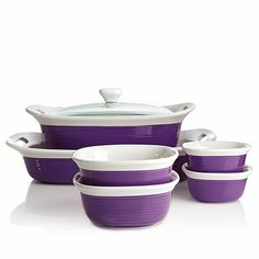Corningware® For Lorena Garcia 7-piece Premier Set