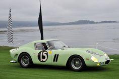 Ferrari 250 GTO 1962 Moss