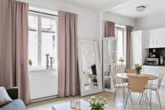 Ra, Stockholm, Oversized Mirror, Curtains, Furniture, Home Decor, Blinds, Decoration Home, Room Decor
