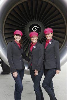Niki cabin crew uniform, Austria