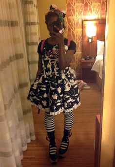 More looks by Ipukekawaii Imani K. Brown: http://lb.nu/ipukekawaii  #lolita #jfashion #angelicpretty
