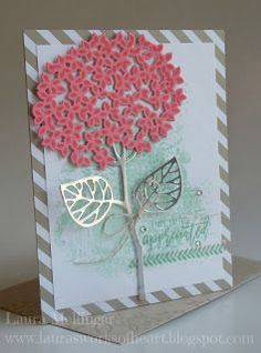Laura's Works of Heart: THOUGHTFUL BRANCHES CARD