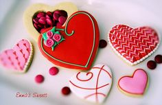 Valentine's Day Cookies | Cookie Connection