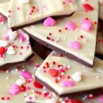 Cake Batter Bark | Deliciously Yum!