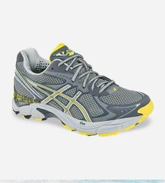 Runners will enjoy the superlative traction, protection & comfort of a  Solyte? midsole.
