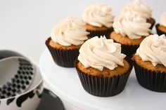 Krissy's Creations: Chocolate Chip Cookie Dough Cupcakes