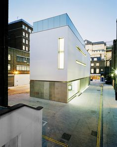White Cube Gallery, Rundell Associates | Remodelista Architect / Designer Directory