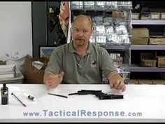 Cleaning a Pistol -This is a short demo on the safe and proper cleaning of an auto pistol. -Posted on April 28, 2014