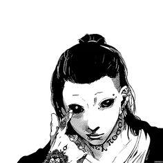 Uta from manga