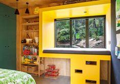 30 Small Bedroom Ideas Small in Budget Big in Style - Space designer Home Room Design, House Design, Bunk Beds Built In, Diy Rangement, Built In Furniture, Furniture Ideas, Cozy Nook, Kitchen Nook, Kids Bedroom