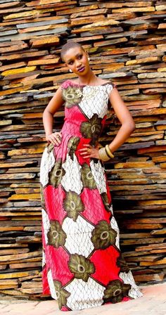 African fashion- love this
