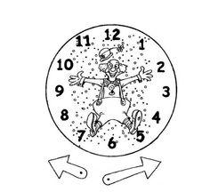 #saat #kesyapıştır #okulöncesi