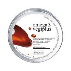 CAPS omega 3 vegiplus sind gänzlich fischfrei und fungieren wie ein Rettungsanker in unserem Körper. Hochaktive Pflanzenstoffe in harmonisch dosierter Form pushen, wie ein Erfolgserlebnis nach einem langen Tag, die Lebenskraft. Dafür verantwortlich sind die wertvollen, rein veganen langkettigen Omega 3-Fettsäuren aus Algen1.