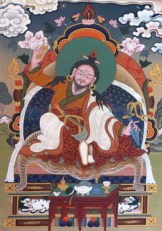 Dudjom Lingpa ~  © www.garudashop.com