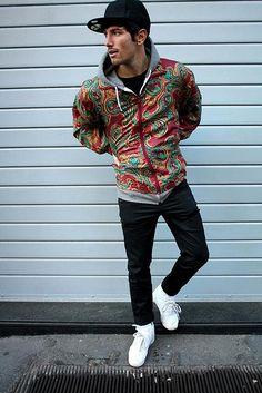 Street style #menswear #style #fashion