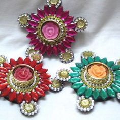 Light Up Your Home With Fabulous Decoration Items For Diwali Diya Designs