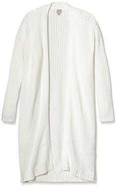 Bench Damen Pullover Strickmantel Standtall