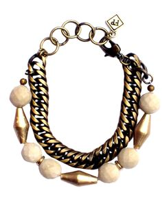 A timeless classic that's bound to pair perfectly with everything in your jewellery collection, the Riverstone Bracelet is an everyday staple you can make a part of your signature style. Fall Winter 2014, Timeless Classic, Signature Style, Jewelry Collection, Pearl Necklace, Pairs, Bracelets, String Of Pearls, Beaded Necklace
