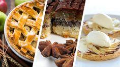 Recept na vynikající jablečný koláč podle Zdeňka Pohlreicha! A ještě něco navíc! Waffles, Breakfast, Food, Morning Coffee, Essen, Waffle, Meals, Yemek, Eten