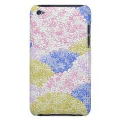 Fields Of Hydrangeas iPod Case.   $44.95