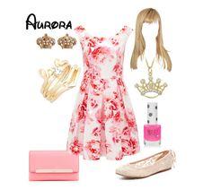 """Disney - Aurora"" by briony-jae ❤ liked on Polyvore"