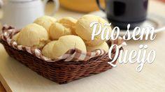 Como fazer Pão sem Queijo (Pão de Queijo Vegano)