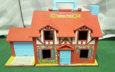 Just launched! Fisher Price Little People, Play Family Tudor House #952, 1980's Vintage Fisher Price Toy House. https://www.etsy.com/listing/461854750/fisher-price-little-people-play-family?utm_campaign=crowdfire&utm_content=crowdfire&utm_medium=social&utm_source=pinterest