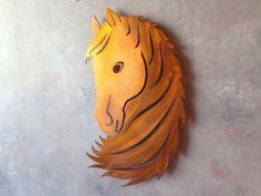 Bronze Horse / Copper Horse - INSPIREMEtals