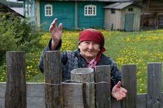 El Silencioso lenguaje de las manos  - Silent Language of Hands | Steve McCurry - Russia