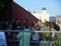 The Rooftop at Vendue Inn, Charleston, SC