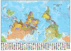 Australian World Map II