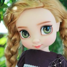 aurora disney animator doll by jia_n_doll