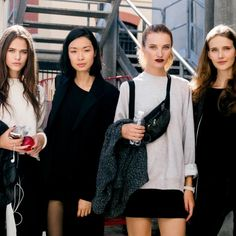 Fashion Trend: How to look like a Model