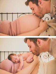 A gravidez é um período apaixonante. Para deixar registrado esse momento, mães encontraram maneiras bonitas e algumas vezes engraçadas. Aí está um série de fotografias de mulheres durante a materni…