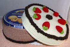 AMIGURUMIS AND CROCHET: CAKE AMIGURUMIS