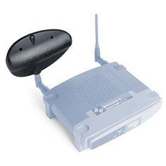 ThinkGeek :: Bounce WiFi Enhancer