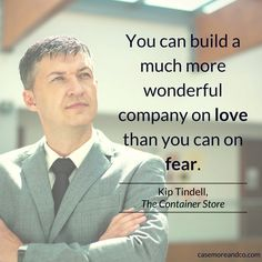 Very True...#truth #business #TheContainerStore