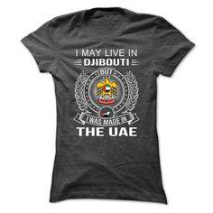 Djibouti The UAE - #hoodie design #sweatshirt outfit. LOWEST PRICE => https://www.sunfrog.com/LifeStyle/Djibouti-The-UAE.html?68278
