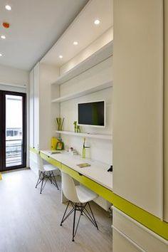 Konforsit Edu.Suites girls dormitory, Istanbul, 2014 - Renda Helin design&interiors